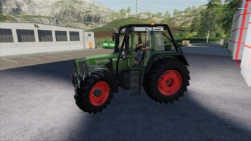 Fendt 800 Favorit