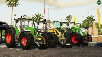 Fendt Weight Pack V1.0.0.0 fs19
