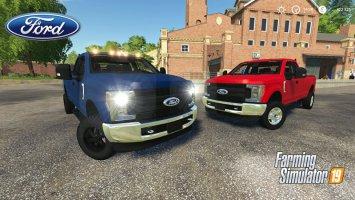 Ford F250 2017 EDITED V3.0 fs19