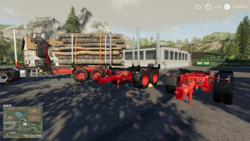 Forest Dolly fs19