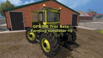 GFB/MB Trac Beta fs19