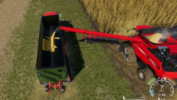Holmer Grain Tank 595