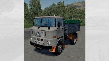 IFA W50 grain tipper