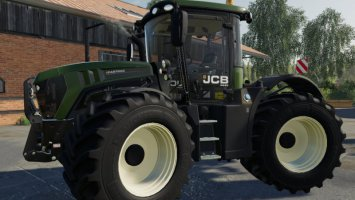 JCB Fastrac 4220 FSM-Edition