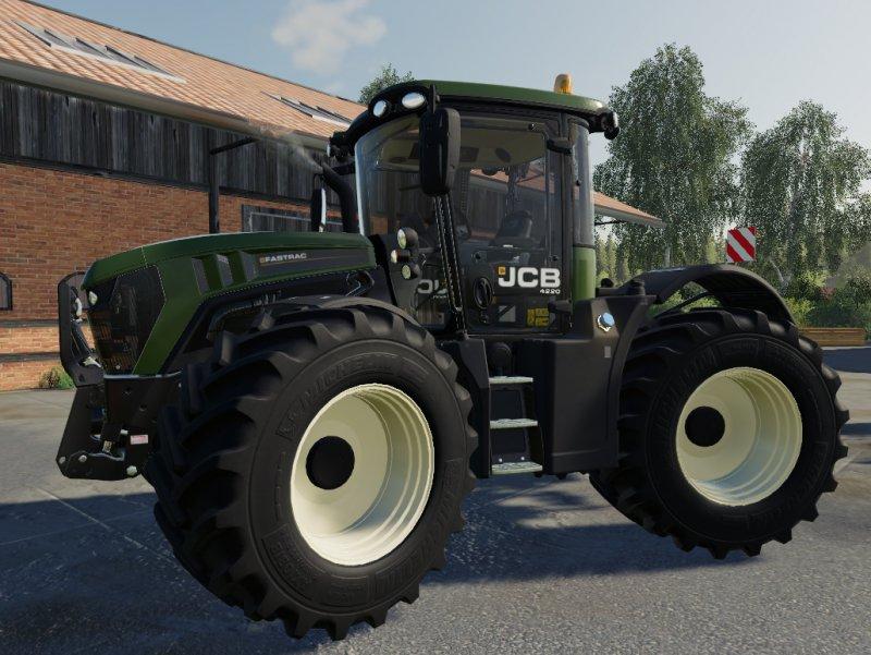 JCB Fastrac 4220 FSM-Edition FS19
