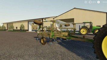 John Deere 1600 chisel plow fs19