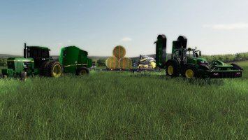 John Deere equipment pack