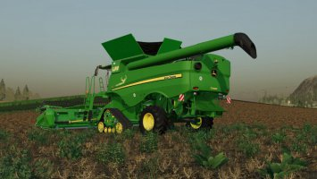 John Deere S790 i Eu version fs19