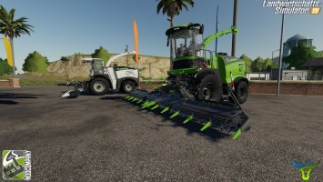 Krone Ernter Pack by Bonecrusher6 v2.5.0