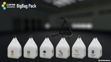 LSFM Big Bag Pack fs19