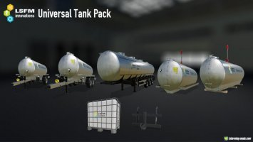 LSFM Universal Tank Pack