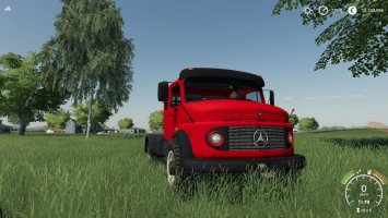 MERCEDES-BENZ 1519 fs19