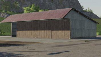 Old mashinery shed v1.0.1