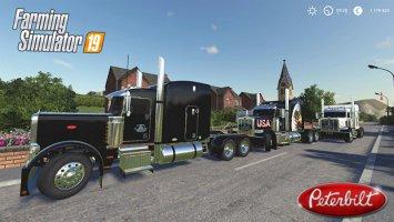 Peterbilt 388 CSM Trucking Package