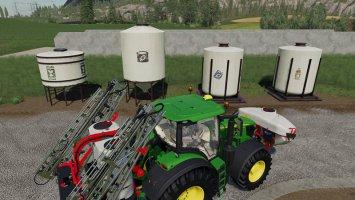 Placeable Refill Tanks
