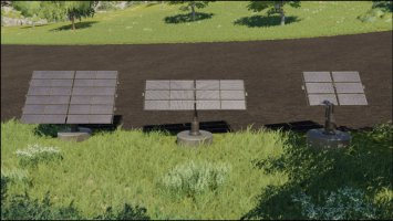 Placeable Solar Panels v1.0.4.0