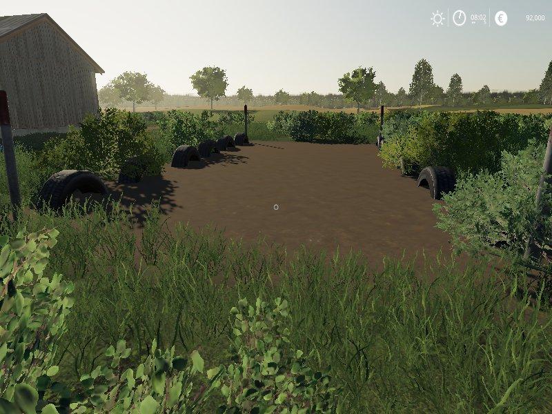 Silage silo - FS19 Mod | Mod for Farming Simulator 19 | LS