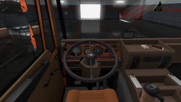 STEERING WHEEL ADDON FOR DAF F241 V1.0 ets2