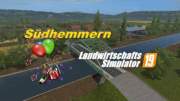 Suedhemmern Map v1.1.0