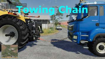 Towing Chain v1.1 fs19