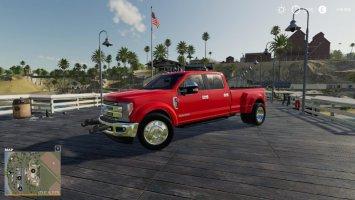 Updated 2019 Ford F450 Platinum v3.0 fs19