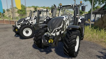 Valtra T Series CowEdition v1.0.0.1 fs19