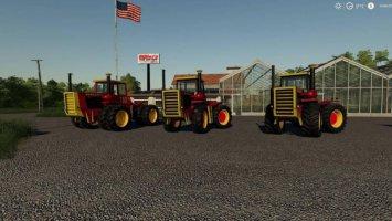 Versatile 6 cylinder series fs19