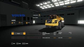 Volvo A40 v2.0 fs19