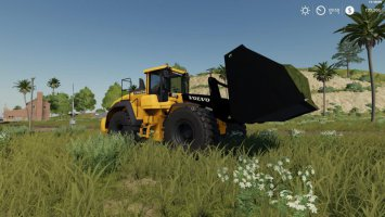 Volvo L220H with bucket fs19