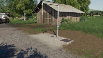 Water supply station fs19