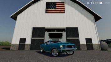 1968 MUSTANG V8 v2.2 fs19