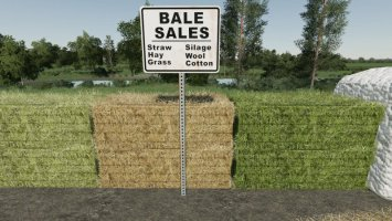 Bale Sale Point (Placeable)