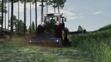 Biobeltz UM 300 Forestry Mulcher