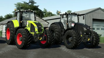 Claas Axion 900 1.1