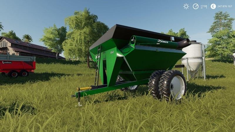 Demco 850 GrainCart FS19