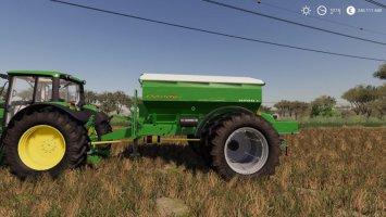 Donder Ferilized Spreader Wagon
