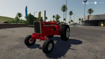 Farmall 1206 Turbo Diesel v1.1 fs19