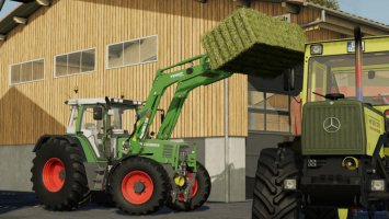Fendt Cargo Pack FS19