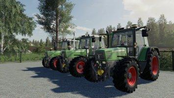 Fendt Farmer 300 Pack