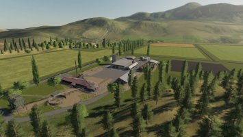 FS19 Black Mountain Montana v1.1