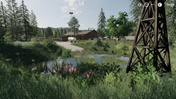 FS19 Fenton Forest v1.0 By Stevie