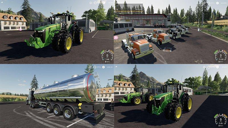 FS19 Mod Updates by Stevie - FS19 Mod   Mod for Farming