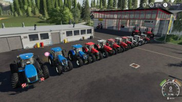 FS19 Tractor Pack by Stevie