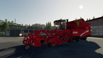 Grimme Tectron 415 fs19