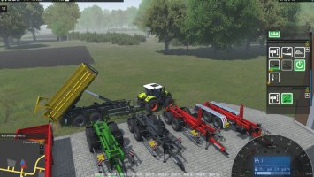 HKL and containers v0.2.6 cnc