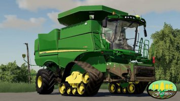 John Deere S700 Series Americanized OFFICIAL fs19