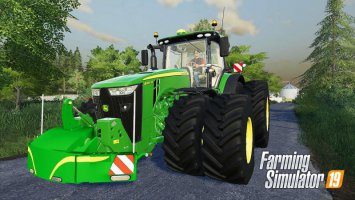 John Deere Series 8R Limited Edition