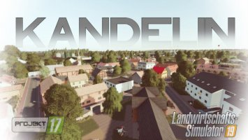 Kandelin in Mecklenburg Vorpommern v1.1 FS19