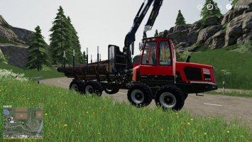 Komatsu 875 Autoload