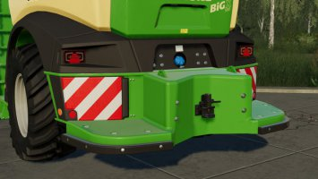 Krone Rear Weight fs19